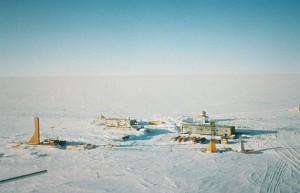 Base Vostok, Antartide