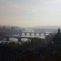 Clima Praga