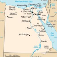 Clima Egitto